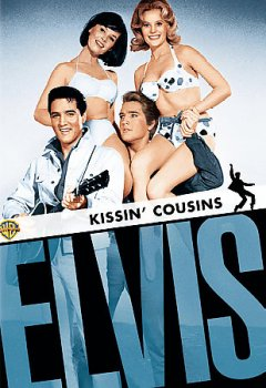Kissin' cousins cover image