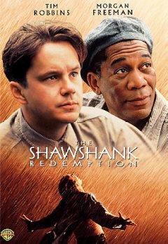 The Shawshank redemption cover image