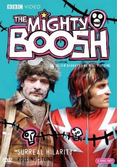 The Mighty Boosh. Season 1 cover image