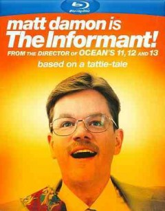 The informant! cover image
