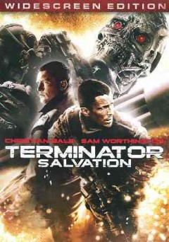 Terminator salvation cover image