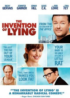 The invention of lying cover image