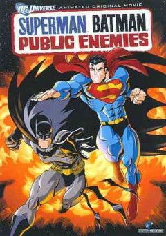 Superman Batman. Public enemies cover image