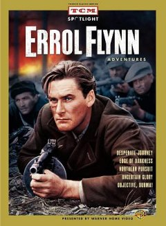Errol Flynn adventures cover image