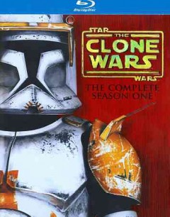 Star Wars, the clone wars. The complete season one cover image
