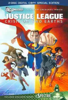 Justice League. Crisis on two Earths cover image