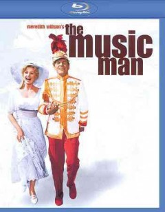 The music man cover image
