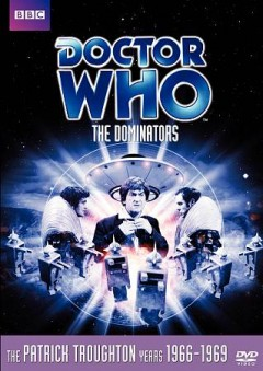 Doctor Who. Story 44, The dominators cover image