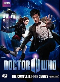 Doctor Who. Season 5 cover image
