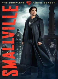 Smallville. Season 9 cover image
