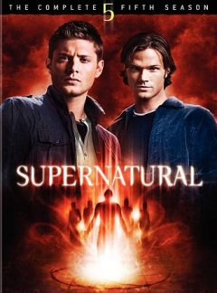 Supernatural. Season 5 cover image