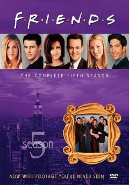 Friends. Season 5 cover image