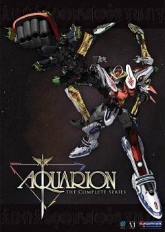 Aquarion. The complete series cover image