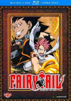 Fairy tail. Collection 2 [Blu-ray + DVD combo] cover image