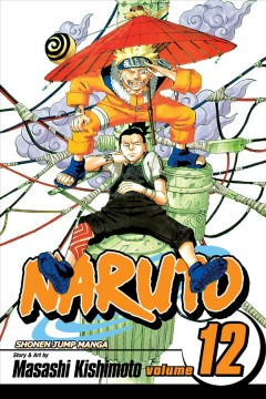 Naruto. 12,   The great flight!! cover image