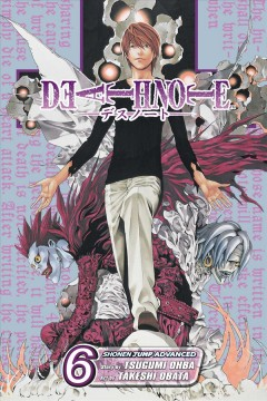 Death note. 6, Give-and-take cover image