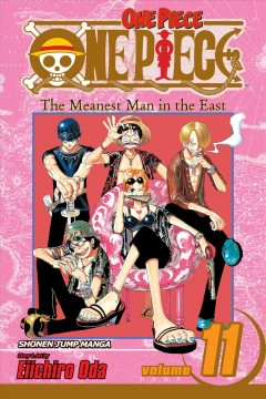 One piece. 11, The meanest man in the East cover image