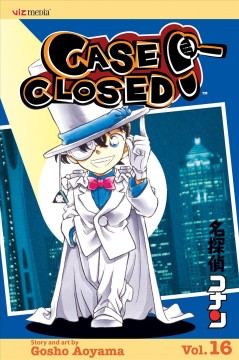 Case closed. 16 cover image