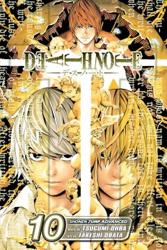 Death note. 10, Deletion cover image