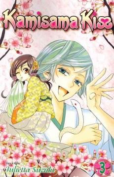 Kamisama kiss. 3 cover image