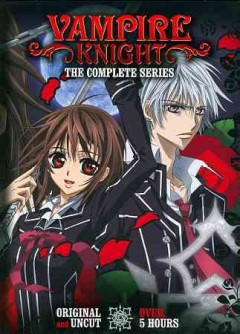 Vampire knight the complete series cover image