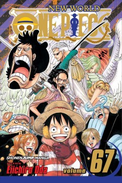 One piece. 67, Cool fight cover image