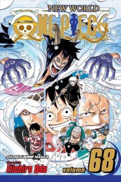 One piece. 68, Pirate alliance cover image