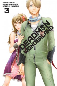 Deadman Wonderland. 3 cover image