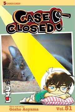 Case closed. 51 cover image