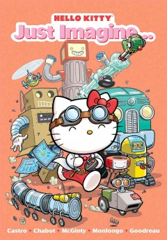 Hello Kitty. Just imagine cover image