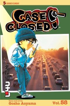 Case closed. 58 cover image