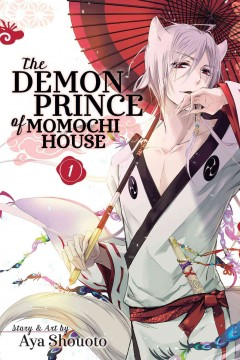 The demon prince of Momochi House. 1 cover image