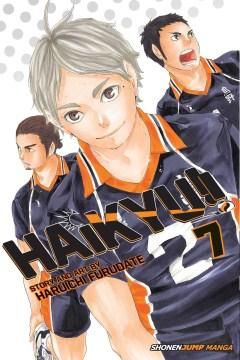 Haikyu!!. 7, Evolution cover image