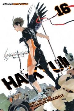 Haikyu!!. 16, Ex-quitter's battle cover image
