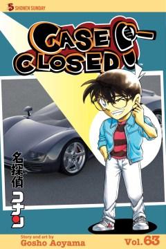 Case closed. 63 cover image