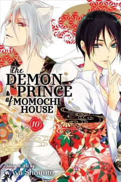 The demon prince of Momochi House. 10 cover image