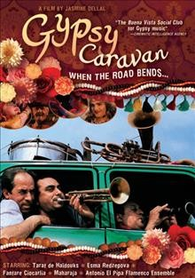 Gypsy caravan when the road bends-- cover image