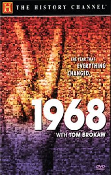 1968 with Tom Brokaw cover image