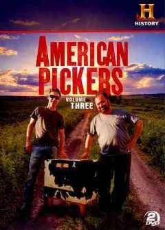 American pickers. Volume 3 cover image