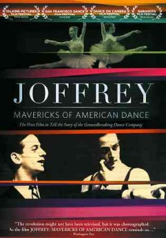 Joffrey mavericks of American dance cover image