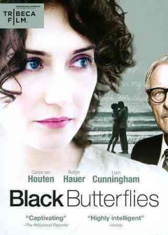 Black butterflies cover image