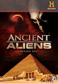 Ancient aliens. Season one cover image