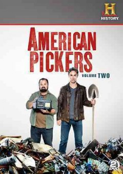 American pickers. Volume 2 cover image