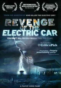 Revenge of the electric car cover image