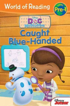 Caught blue-handed cover image