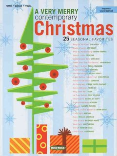 A very merry contemporary Christmas 25 seasonal favorites cover image