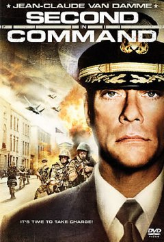 Second in command cover image