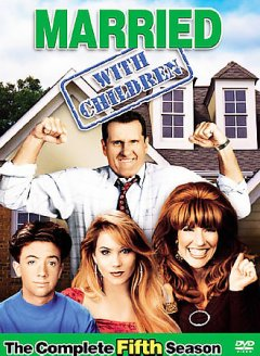 Married with children. Season 5 cover image
