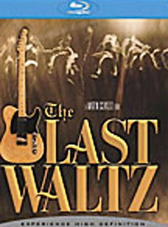 The last waltz cover image