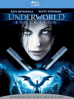 Underworld evolution cover image